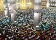 Suasana shalat Jumat pertama di tahun 2016 di Masjid Istiqlal, Jumat, (1/1).  (foto : MgROL_54)