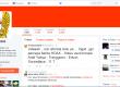 Akun Twitter milik Trio Macan alias @TM2000Back.