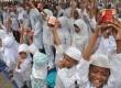 Anak-anak yatim asuhan Rumah Zakat.