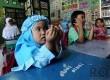 Anak berdoa.  (ilustrasi)