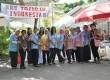 Dalam rangka promosi citra Indonesia, KBRI dan Dharma Wanita Persatuan KBRI Abuja bekerjasama dengan masyarakat Indonesia mengadakan kegiatan promosi Taste of Indonesia di halaman Wisma Duta, KBRI Abuja, Nigeria.