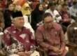 Din Syamsudin (Kiri) dan Zulkifli Hasan (Kanan)