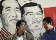 Diskusi calon menteri untuk kabinet Jokowi-JK di Jakarta