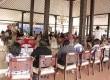 Diskusi mengenai pilkada di Purbalingga.