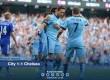 Frank Lampard tak melakukan selebrasi usai bobol gawang Chelsea.