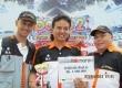 Indonesia APV Club Raih Juara III Turnamen Futsal di 'Parjo 2'.