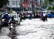 Jakarta diterjang hujan