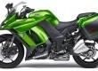 Kawasaki Ninja 1000 ABS 2014 datang dengan opsional saddlebag.