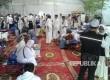 Suasana KKHI di Arafah, Kamis (31/8).