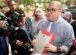 Kuasa hukum Komjen Budi Gunawan, Razman Nasution.