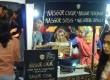 Kreativitas kuliner di Braga Culinary Night (BCN) di Jl Braga, Bandung, Sabtu (8/2).    (Republika/Edi Yusuf)