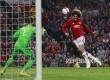Marouane Fellaini mencetak gol bagi MU dalam pertandingan semalam
