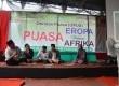 Obrolan Puasa di Masjid Riyadlush Shalihin Parung, Bogor, mengangkat tema Puasa Eropa Vs Puasa Afrika