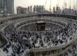 Pelaksanaan ibadah haji di Makkah.