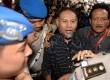 Pemeriksaan BW. Wakil Ketua KPK Bambang Widjojanto (BW) mendatangi Bareskrim, Mabes Polri, Jakarta, Selasa (3/2).