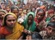 Pengungsi Bangladesh (ilustrasi).