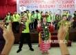Penyandang disabilitas Jakarta berkumpul dalam acara 'Deklarasi Komunitas Disabilitas Jakarta' di Jakarta, Ahad (2/4).
