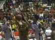 Pertandingan basket National Basketbal League (NBL/ilustrasi).