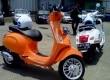 Piaggio akan luncurkan dua model baru. Ilustrasi