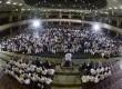 Ribuan Jamaat memadati Masjid Agung At-Tin untuk mengikuti Dzikir Nasional yang diadakan oleh REPUBLIKA, Rabu (31/12).