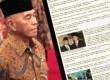Ryamizard Ryacudu selaku Menteri Pertahanan Indonesia