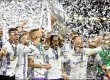 Sederet rekor dibukukan oleh tim dan pemain Real Madrid. Tim dengan raihan Trofi Liga Champions terbanyak dan Cristiano Ronaldo meraih Top Scorer turnamen.