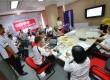 Suasana pengundian program Gebyar Honda yang dilakukan PT Wahana Makmur Sejati