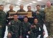 Tim penembak TNI AD di AASM 2015