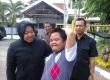 Wali Kota Surabaya Tri Rismaharini dan Umay.