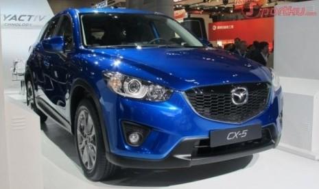Mazda CX-5 Raih Peringkat Tertinggi Euro NCAP