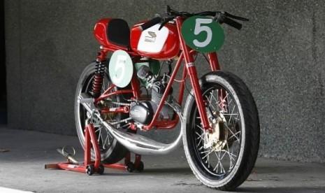 Gaya 'Vintage' Motor Sport 50cc
