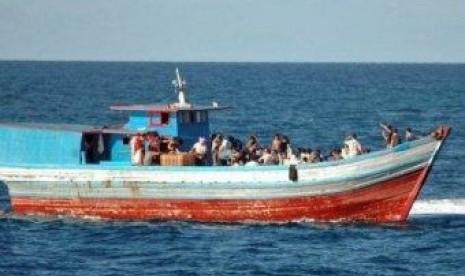Kapal Pencari Suaka