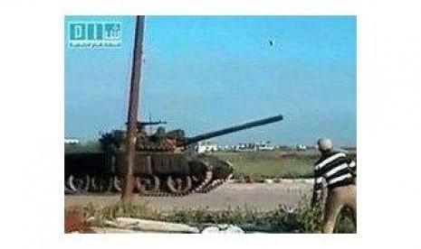Senjata Baru yang dimiliki pasukan oposisi Suriah