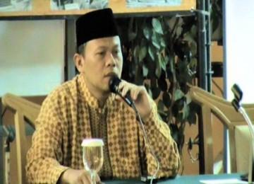 Sekretaris Jenderal Forum Umat Islam KH M Al Khaththath
