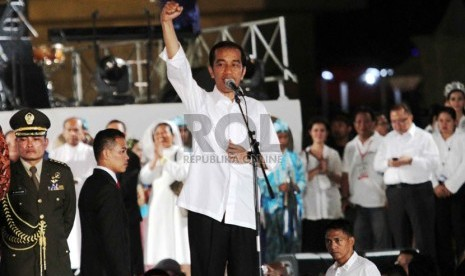 Pelantikan Jokowi Diliput Luas Di Malaysia