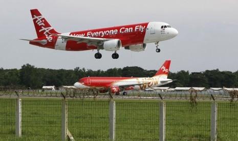Tim Gabungan Sisir Lokasi Perkiraan Pesawat Air Asia Jatuh ...