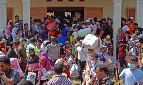 Ini Alasan Pengungsi Rohingya Menolak Dipulangkan