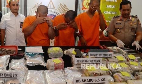 Modus Baru Penyelundupan Narkoba ke Indonesia