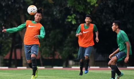 In Picture:  Seleksi Calon Pemain Timnas U-19