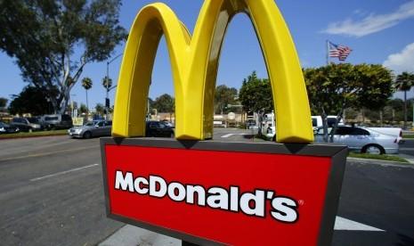 McDonald/ilustrasi