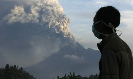 New trend: Shelters for Merapi victim for tourism