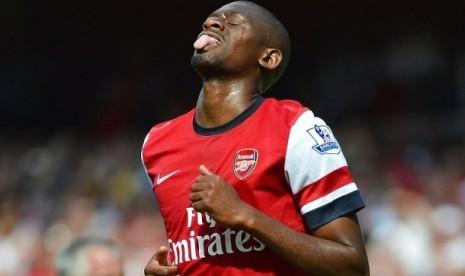 Wenger tak Ingin Abou Diaby Pergi, Asal...