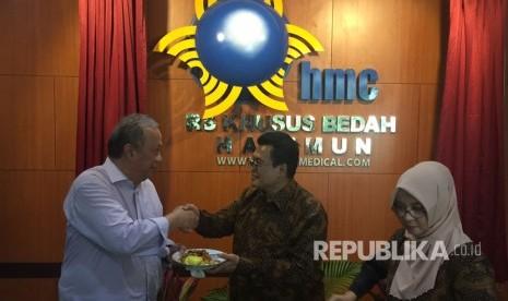 In Picture: Peresmian Rumah Sakit Khusus Bedah Halimun (RSKBH)