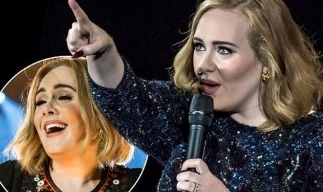 Adele Hamil Anak Kedua?