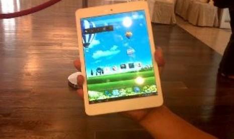 Advan Klaim Produknya Setara Dengan iPad Mini