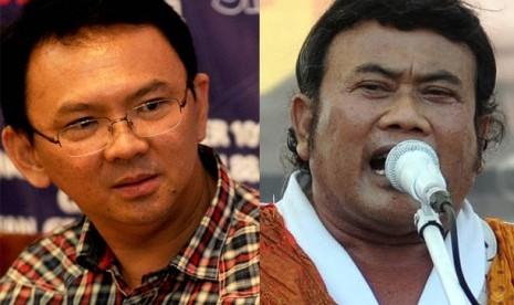 Selain Jokowi, Ahok Juga akan Duet dengan Rhoma Irama
