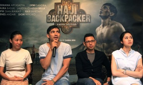 'Haji Backpacker' Bakal Jadi Road Movie Atau Film Inspirasi?