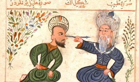 Al Zahrawi, Bapak Ilmu Beda Modern (Ilustrasi)