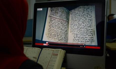 Alquran kuno yang ditemukan di Birmingham