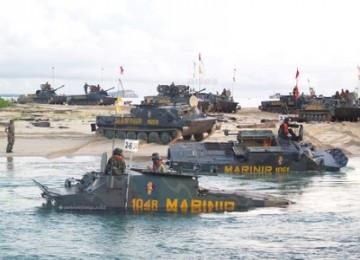 Alutsista TNI, ilustrasi